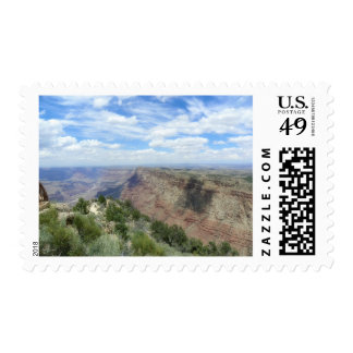 Grand Canyon Blue Skies Stamp