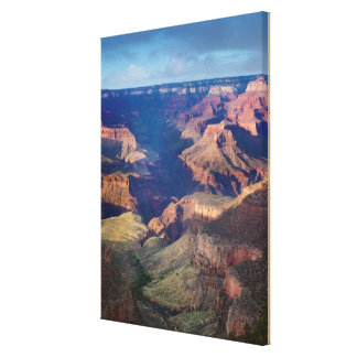 Grand Canyon, Bright Angel Trail Canvas Print