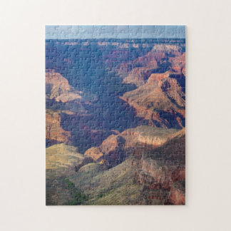Grand Canyon, Bright Angel Trail Jigsaw Puzzle