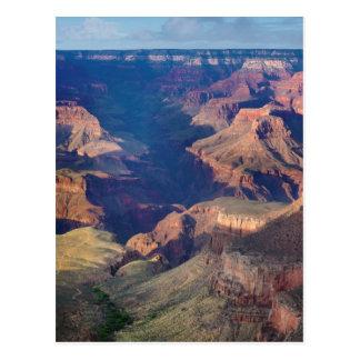 Grand Canyon, Bright Angel Trail Postcard
