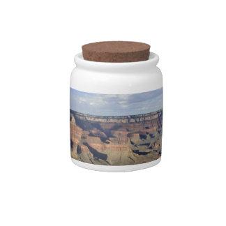 Grand Canyon Candy Jar