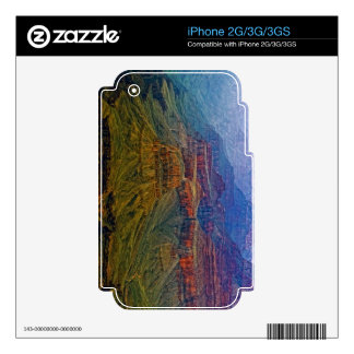 Grand Canyon Cliffs iPhone 2G/3G/3GS case Skin For iPhone 2G