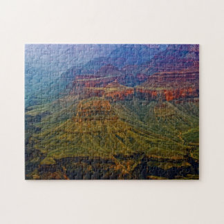 Grand Canyon Cliffs Jigsaw Puzzle