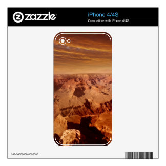 Grand Canyon Decals For iPhone 4S