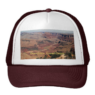 Grand Canyon Desert View Hat