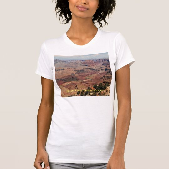 Grand Canyon Desert View Ladies' Shirt