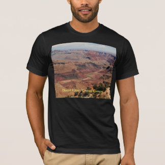 Grand Canyon Desert View Men's Shirt