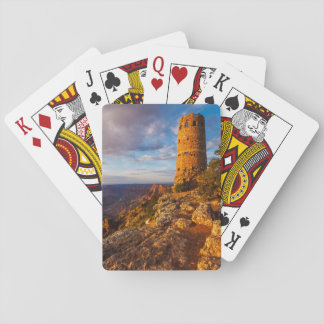 Grand Canyon Desert View Playing Cards