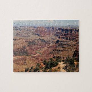 Grand Canyon Desert View Puzzle