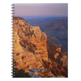 Grand Canyon from south rim, Grand Canyon Notebook