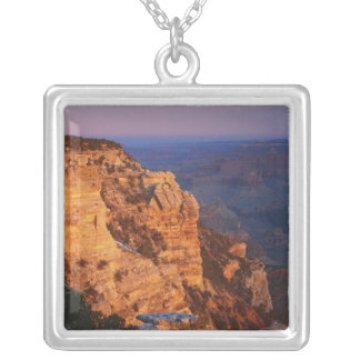 Grand Canyon from south rim, Grand Canyon Silver Plated Necklace