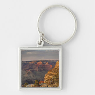 Grand Canyon from the south rim at sunset, 2 Keychain