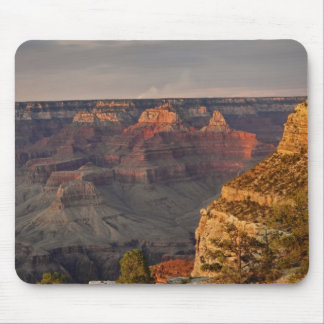 Grand Canyon from the south rim at sunset, 2 Mouse Pad