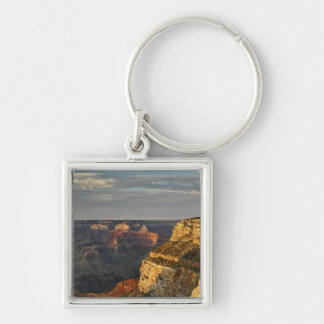 Grand Canyon from the south rim at sunset, 3 Keychain
