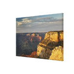 Grand Canyon from the south rim at sunset, 4 Stretched Canvas Print
