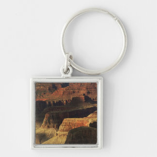 Grand Canyon from the south rim at sunset, 4 Keychain