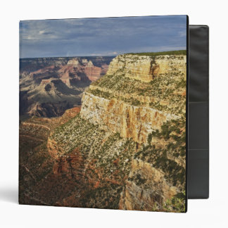 Grand Canyon from the south rim at sunset, 5 Binder