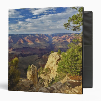 Grand Canyon from the south rim at sunset, 6 Binder