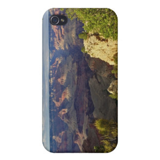 Grand Canyon from the south rim at sunset, 6 iPhone 4 Cases
