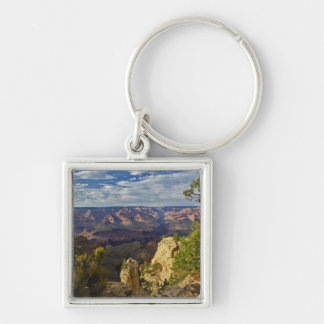 Grand Canyon from the south rim at sunset, 6 Keychain