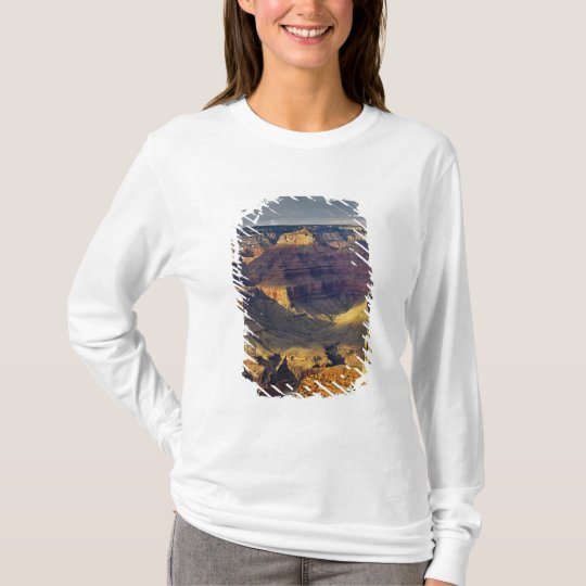 Grand Canyon from the south rim at sunset, T-Shirt