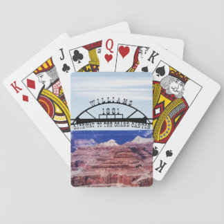 Grand Canyon Gateway Deck Of Cards