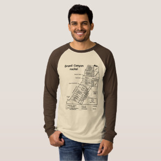 Grand Canyon Geology 2. T-Shirt