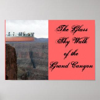 Grand Canyon Glass Skywalk Poster