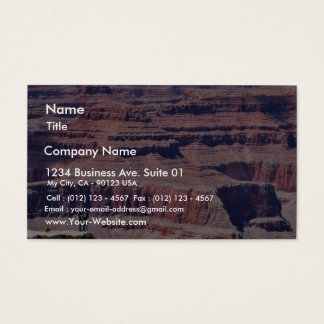 Grand Canyon Hikers Business Card