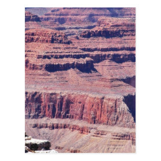 Grand Canyon Hikers Post Card