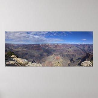 Grand Canyon- Hopi Point Panorama Poster print