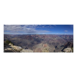 Grand Canyon- Hopi Point Panorama Poster