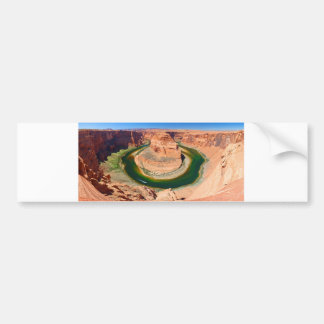 Grand Canyon Horse Shoe Bend Bumper Sticker