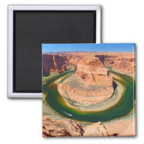 Grand Canyon Horse Shoe Bend Magnet