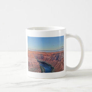 Grand Canyon Horse Shoe in Arizona Coffee Mug