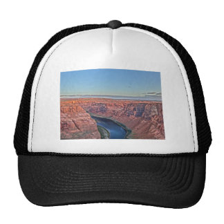 Grand Canyon Horse Shoe in Arizona Trucker Hat