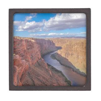 Grand Canyon Horse Shoe Page Arizona Jewelry Box