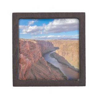 Grand Canyon Horse Shoe Page Arizona Keepsake Box
