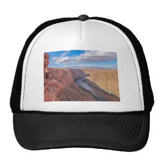 Grand Canyon Horse Shoe Page Arizona Trucker Hat