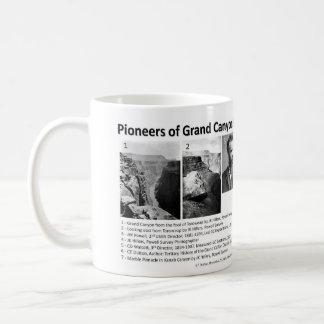 Grand Canyon I - Geology Pioneers Coffee Mug