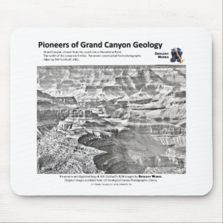 Grand Canyon II - Geology Pioneers Mouse Pad