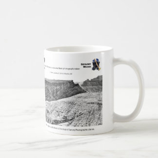 Grand Canyon III - Geology Pioneers Coffee Mug