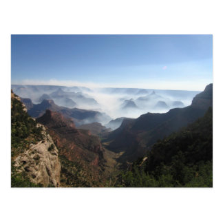 Grand Canyon Inversion Postcard