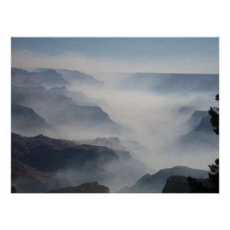Grand Canyon Inversion Posters