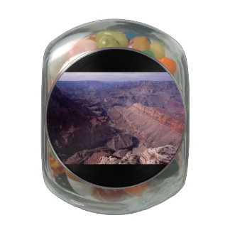 Grand Canyon Jelly Belly Candy Jar