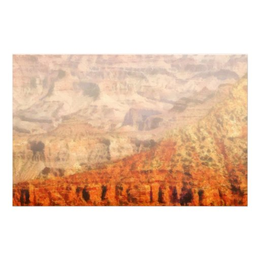 Grand Canyon - Kabob Trail Stationery Paper