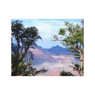Grand Canyon Landscape Canvas Print