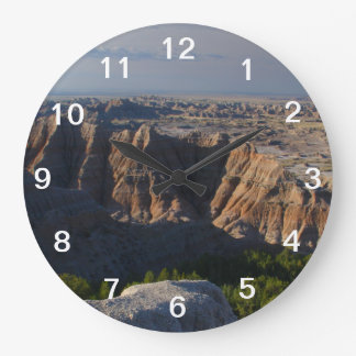 Grand Canyon Landscape Large Clock
