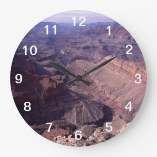Grand Canyon Large Clock