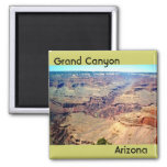 Grand Canyon Magnet 003